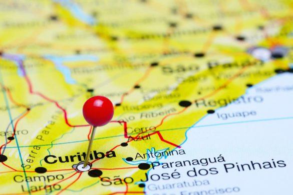 mercado de trabalho em Curitiba