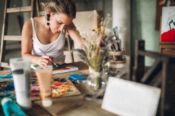 desenvolver a criatividade