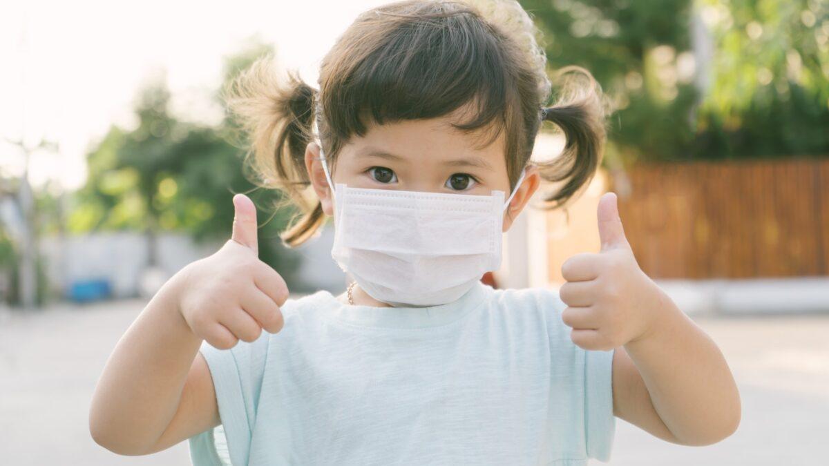 A criança e a pandemia