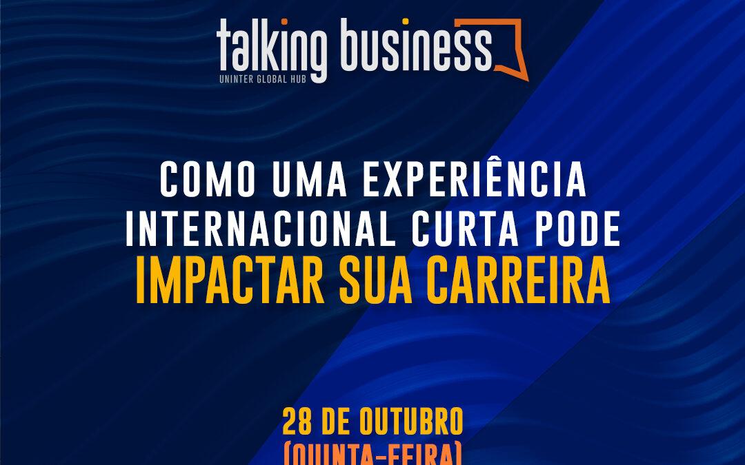 Como uma experiência internacional curta pode impactar sua carreira?